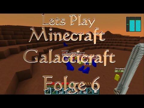 Lets Play Minecraft Galacticraft S4 Folge #06 (71) Die Suche nach der Heimat Basis (Full-HD)