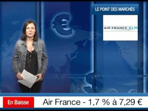 04/11/2013 : Mi-séance : Alcatel-Lucent lance une augmentation de capital