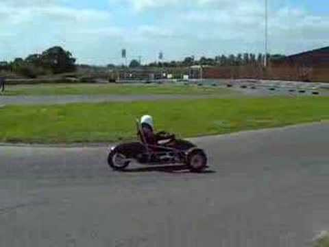 Cheap electric TRIKE MEV Stuart Mills