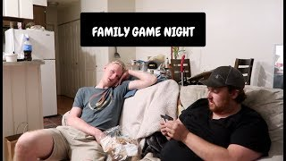 FAMILY GAME NIGHT!!!