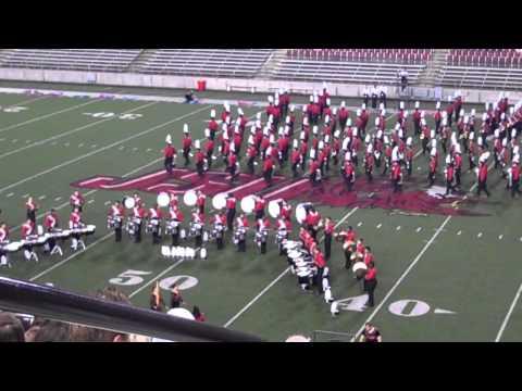 JSU Drumline Cadence 2010