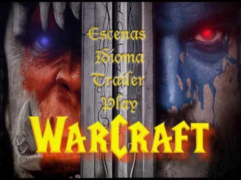 Menu dvd Warcraft streaming vf