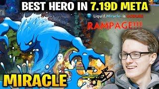 Miracle get RAMPAGE AGAIN with Best Carry in Meta - Morphling