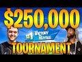 $250,000 OFFICIAL SUMMER SKIRMISH TOURNAMENT - FORTNITE SEASON 5 GAMEPLAY thumbnail