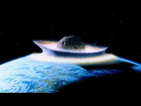 Asteroids hitting earth: Doomsday asteroid, asteroid near miss, meteor hits earth - Compilation