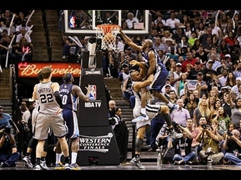Quincy Pondexter Reigns Down on Diaw