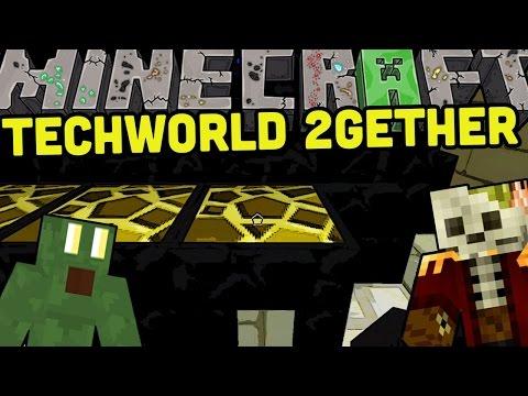 SCHMELZE? CHECK! - MC: Techworld 2gether Ep.71 - auf gamiano.de