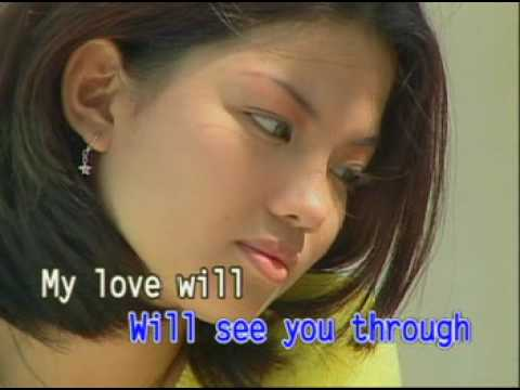 My love Will See You Through - Marco Sison (Available in Stereo)