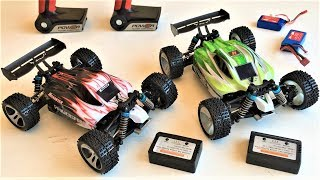WLToys A959 vs WLToys A959-B: In-Depth Comparison! High-Speed RC Cars from Banggood!
