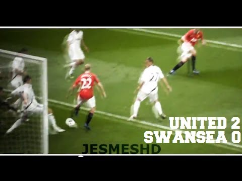 Manchester United vs Swansea City 2-0 (SD)