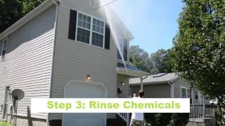 Certified Power washing Services in Hampton Roads
