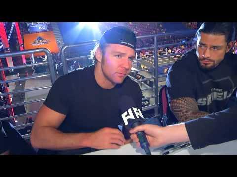 WrestleMania 29 The Shield with John Pollock
