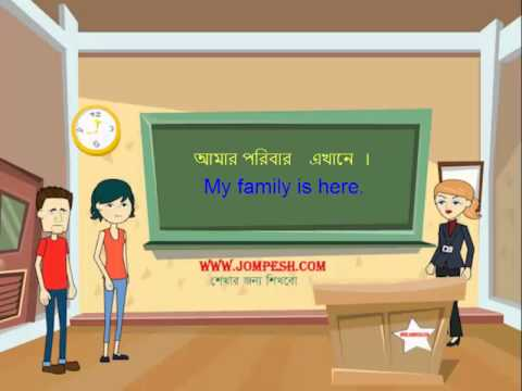 Bangla Spoken English For Kids