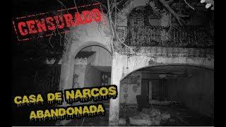 Casa ABANDONADA **ERA DE NARCOS**