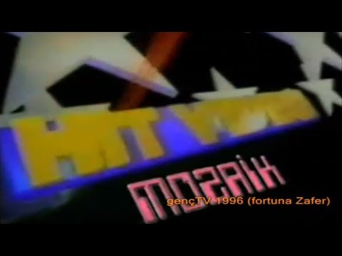 gençTV 1996 - Mozaik Teaser (fortuna Zafer)