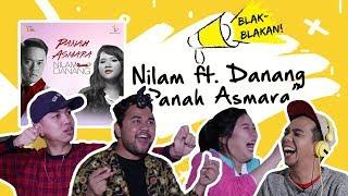 """download lagu Blak-blakan - Nilam Feat Danang """"panah Asmara"""" Reaction gratis"""