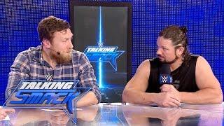 AJ Styles evaluates Daniel Bryan