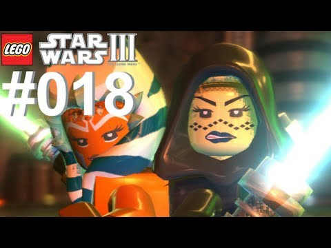 Let's Play LEGO Star Wars 3 The Clone Wars #018 Die Waffenfabrik [Together] [Deutsch]