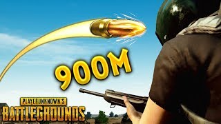 x15 Scope 900M Shot..!! | Best PUBG Moments and Funny Highlights - Ep.126