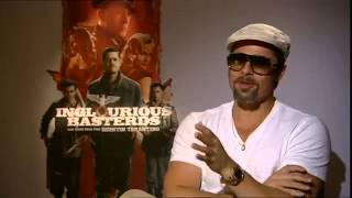 Inglourious Basterds Cast German Interviews