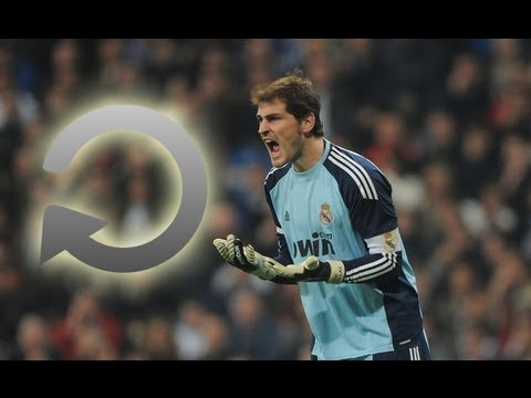 Iker Casillas - REPLAY  [HD]
