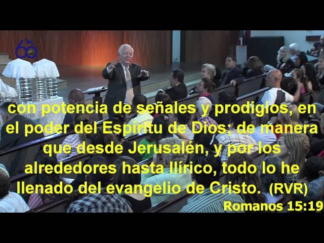 Predica Samuel Olson Culto 07-09-14