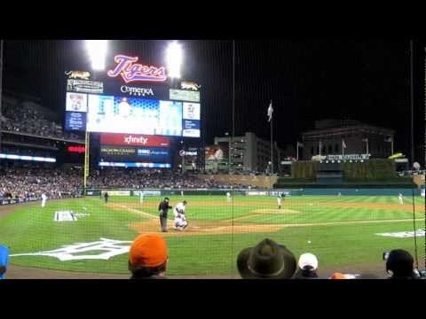 Miguel Cabrera World Series-Clinching Strikeout