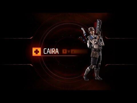 Evolve - Caira Gameplay Trailer