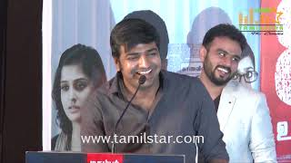 Sathya Movie Press Meet