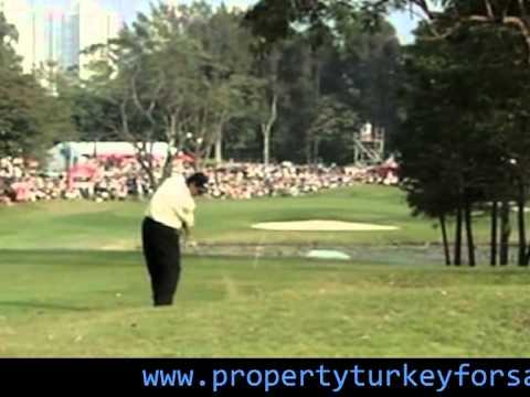 Jose Maria Olazabal partners with Belek Golf Club Resort
