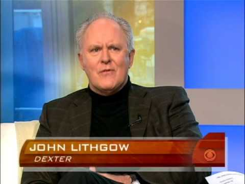 John Lithgow on Dexter Video