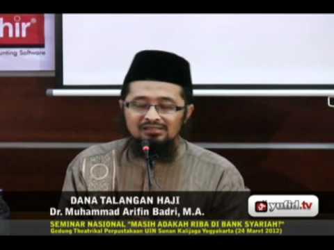 Dana Talangan Haji Dalam Timbangan Syariat