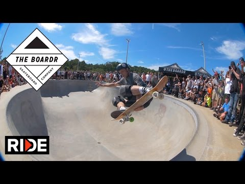 Tony Hawk And Friends Get Rad For Ray 2016 - #BoardrBoys
