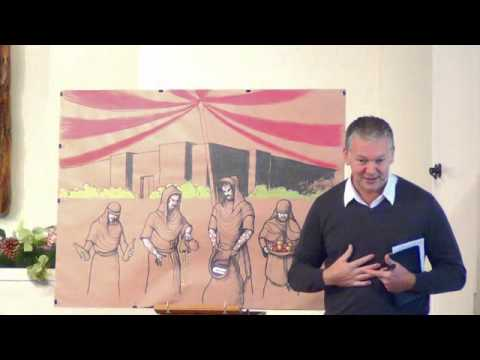 Children's Bible Talk - Sharing Good News (Elisha Part 13)