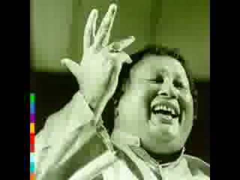 Nusrat Fateh Ali Khan -tumhein Dillagi Bhool video