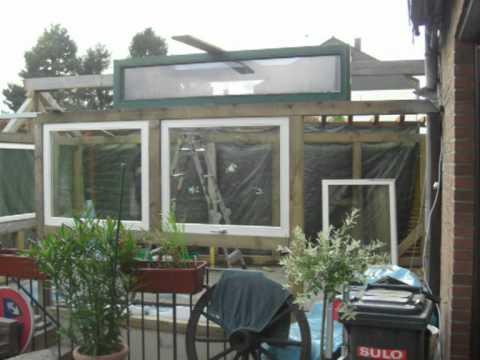 Unser Neues Gartenhaus