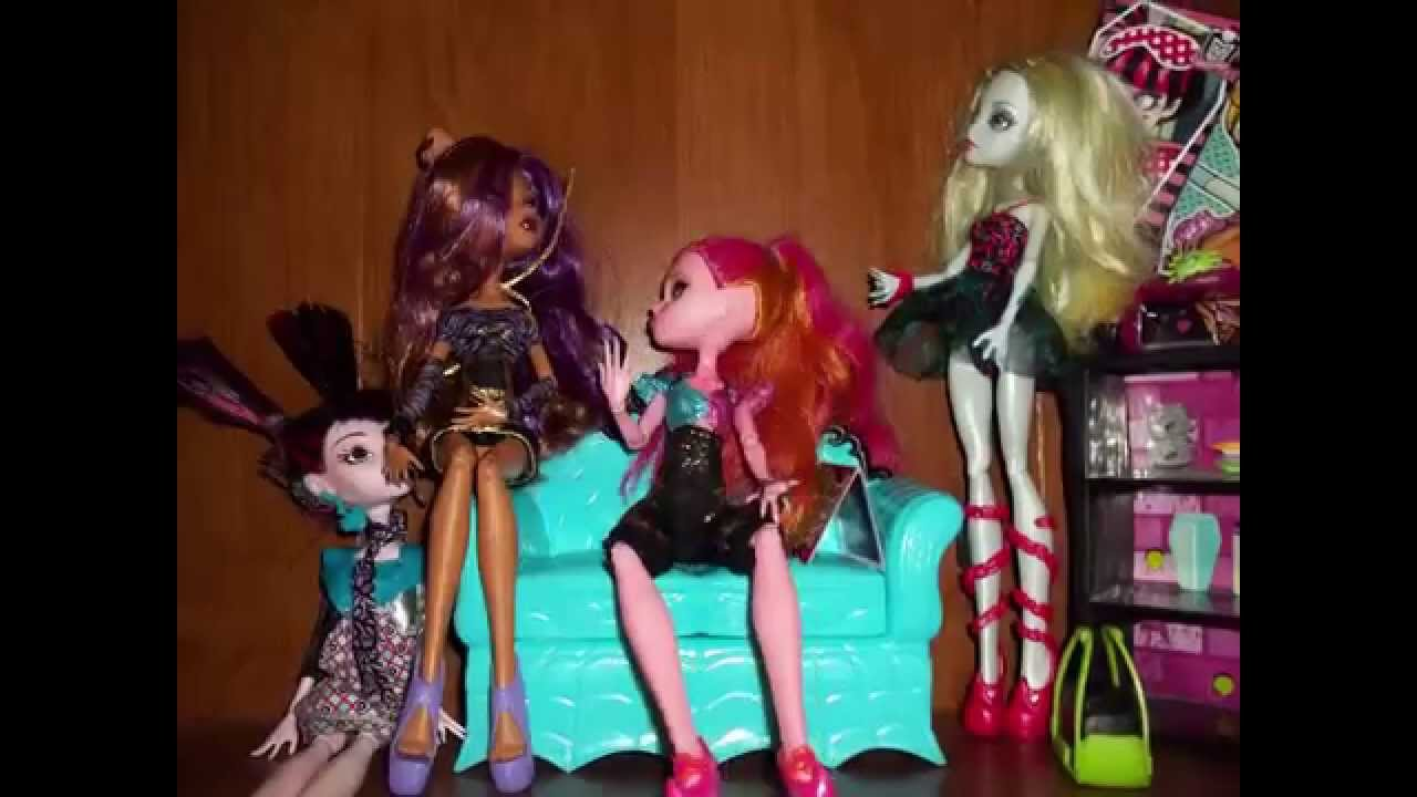 Monster high five nights at freddys stop motion youtube