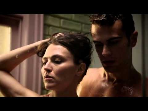 Does Theo James Have A Girlfriend Theo james - golden boy shower