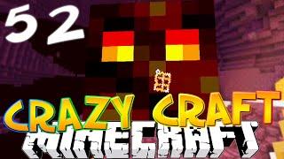 "Minecraft CRAZY CRAFT 3.0 #52 ""GIANT MAGMA CUBE CAPTURE!"" (Crazy Craft SMP)"