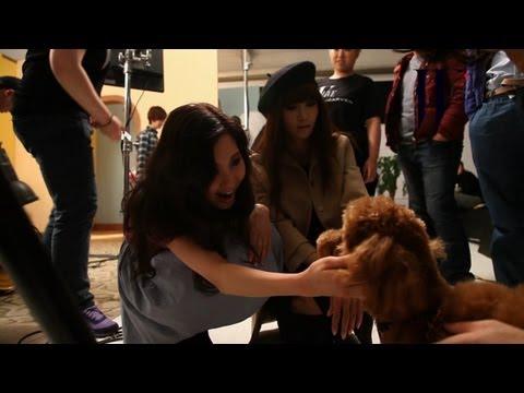 [W Live 2 S.M. Fashionistas] Clip 3_YOONA & SEO HYUN & KAI & LU HAN & SE HUN Music Videos