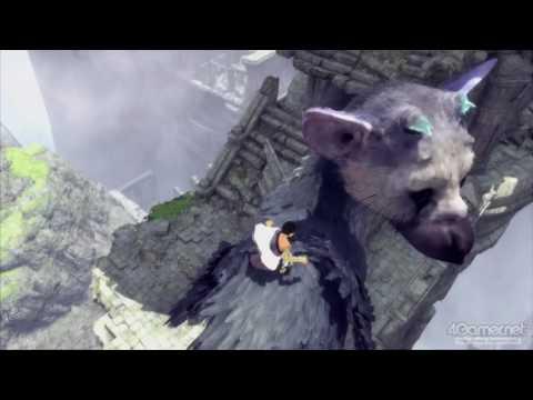 【PS4】『人喰いの大鷲トリコ』プレイ動画が公開