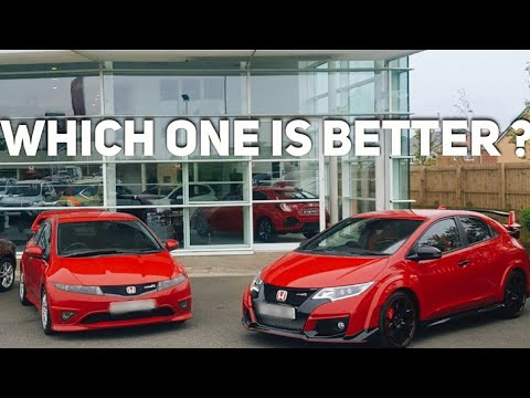 THE HONDA STREETZ EP6 // OWNERS REVIEW CIVIC FK2 TYPE R // FIRST TURBO TYPE R