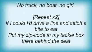 Watch Joe Nichols No Truck No Boat No Girl video