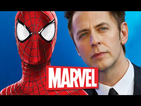 James Gunn Says 'It's A Long Shot' On Spider-Man Joining Marvel