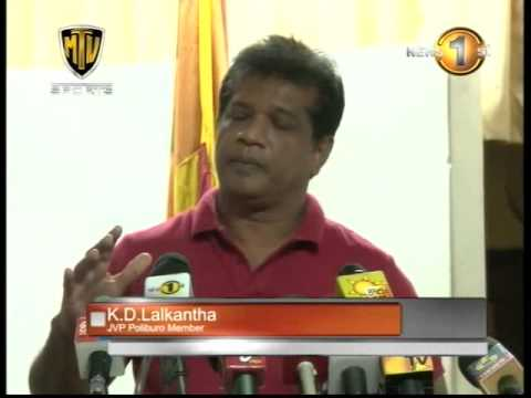 No Need For Sinhalese, Tamil And Muslim Racialism- Lal Kantha Newsfirst video