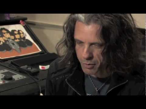 TESTAMENT - Alex Skolnick / Making of: DARK ROOTS OF EARTH