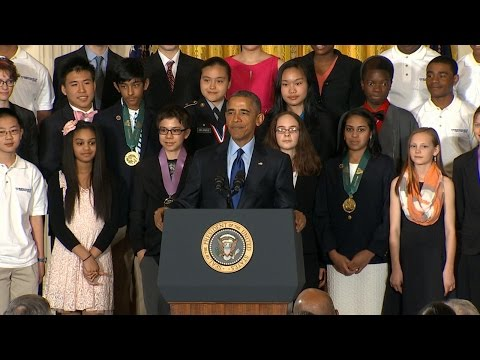Obama Announces Next-Gen Broadband Council, STEM Program Investments