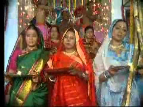 Maanaho Ghodwa Suruja Dev Chalti Chhath Maiya Ke Gh Anuradha...