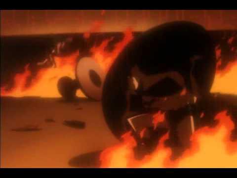 Batman vs. Firefly fight 1