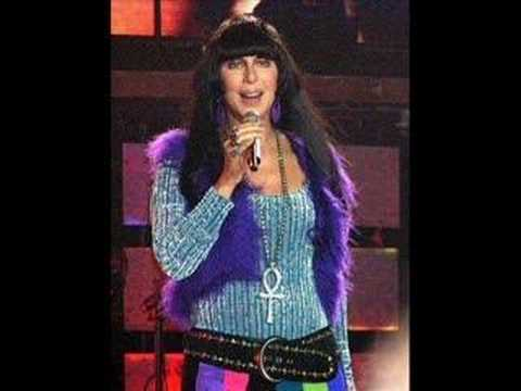 Here is Cher